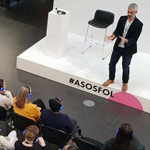 Faisal Khokhar Speaking At ASOS